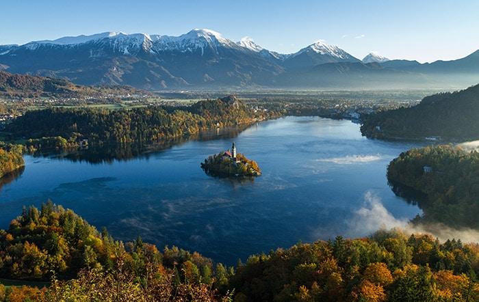 Na potepu po Ljubljani in Sloveniji